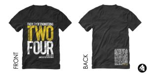 Two Four Shirt by aryan26