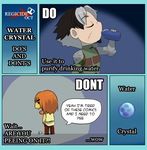 RegicideOCT: Water Crystal Do's and Don'ts by Miss-Sheepy