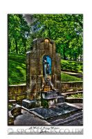 A well of living waters, Buxton by stebev