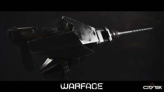 Warface - Driller Prop - Image 05 by MadMaximus83