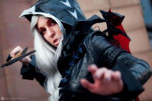 Aion cosplay elyos Assassin by LilBiliy