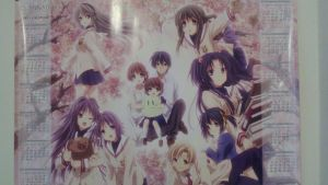 Clannad Calendar by IchinoseKotomi