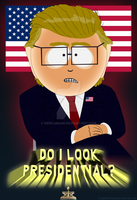 South Park - Do I look presidential? (XX-08) by ElAdministrador