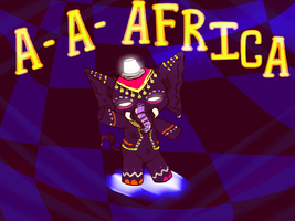 A-A-AFRICA by CaptainAley