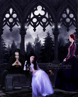The Vampire Family by Endorell-Taelos