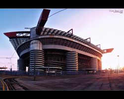 San Siro by Wordup