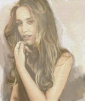 Piper Perabo by RAblewhite