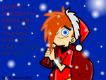 Mark - X-mas Thank You by DannyP514