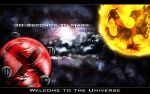 Welcome to the Universe by nfroustis