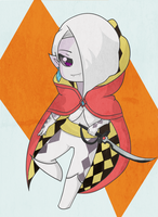 Chibi Ghirahim by IsidithRose