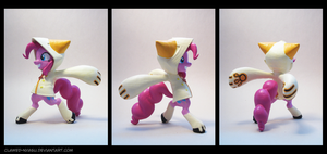 Taopiepie 3D Printed Figure by Clawed-Nyasu