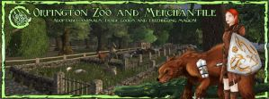 Orpington Zoo by rosedragoness