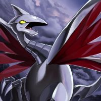 SKARMORY by EvilApple513