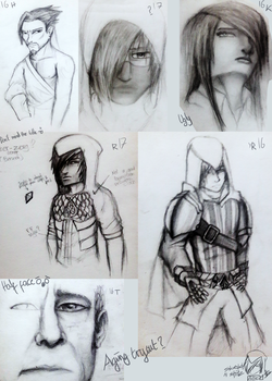 Sketch, Sketch and Sketches by Whatanidiotlololol