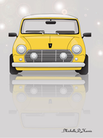 Yellow Mini by michelledh