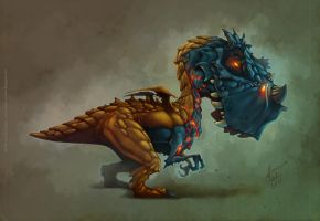 Dracorex by lucianoacosta