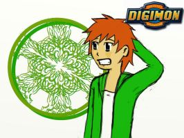 Digimon- Will OC by InTheAier