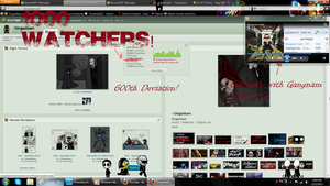 1000 watchers screenshot by GingaAkam