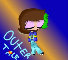Me In Outertale by supergirl1o1