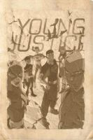Young Justice Old Picture. by youngjusticewriter
