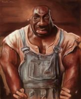 The Green Mile by jonesmac2006