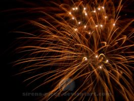 Heart of firework by sirena-pirey