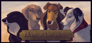 Dogs of Canidale: Banner by Tazihound