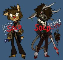 2014 REINDEER AUCDOPTION 3 [C] by ReM-Swine