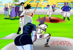 Portada capitulo 70 DBS by dicasty1