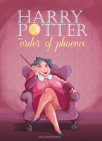 Harry Potter and Order of phoenix by eighthSun