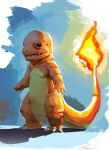 #004 Charmander by LindseyWArt