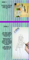 SHARPIES Tutorial by Auffallend