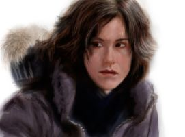 Ally Sheedy by ozhaggis