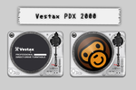 Vestax PDX 2000 by chun-the-ripper