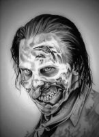 DEAD MAN WALKING - The Walking Dead by TheNightGallery