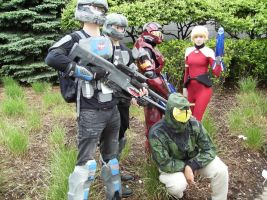 Halo Group ACen 2010 by steam-marc