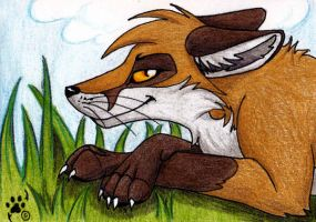 ACEO Gift - Skia by Saffhire-Phoenix