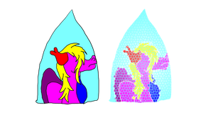 Emily - Stained Glass by dragonOllie15