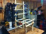 Oriental Cedar Rustic Design Chair (Unfinished) by ragesevenqb