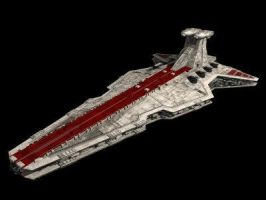 Venator Class Star Destroyer by CloneCommanderNeyo