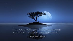 Ralph Waldo Emerson Quote by RSeer