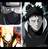 Naruto 599 - Obito!? by Tremblax