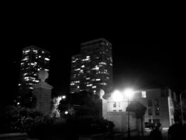 Night on the town. by soco73