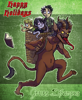 GruB vom Krampus by Bilious