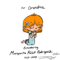 Lily - For Grandma - 20131228 by ryuuseipro