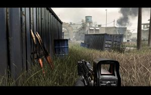 Call of Duty 4: Widescreen by seanthebond