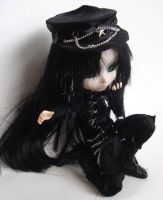 Custom pullip-Damien-Old vers. by lovehaze