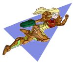 Samus - Metroid by trapped-in-eternity