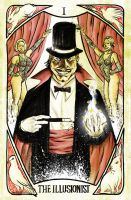 The Illusionist by masig2002d