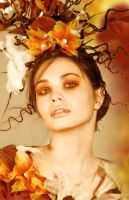 Coralie Autumn by Murciano